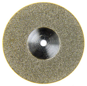#4 Diamond Disk  Double Sided  .25  x  22mm