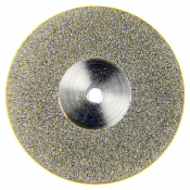#5 Diamond Disk  Double Sided  .30  x  22mm