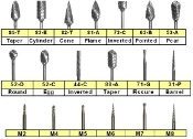 Laboratory Carbide Burs