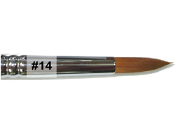 Quality Ceramist Brushes #14