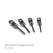 Abutment Implant Tools