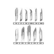 Stainless Steel Surgical Blades