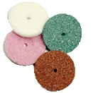 Unmounted Wheel Stones (100 Pcs)