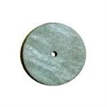 Rubber Polishing Wheels Gray For Metal & Porcelain (100 Pcs)