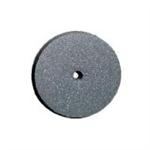Rubber Polishing Wheels Black For Metal & Porcelain (100 Pcs)